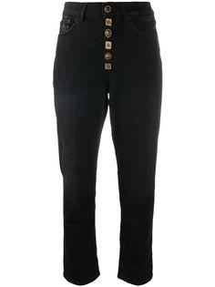 Dondup укороченные джинсы на пуговицах