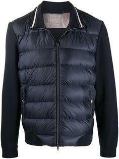 Herno куртка с высоким воротником