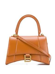Balenciaga маленькая сумка-тоут Hourglass