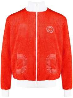 Casablanca фактурная спортивная куртка