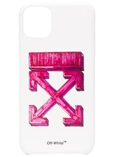 Off-White чехол для iPhone 11 Pro Max с логотипом Marker Arrows