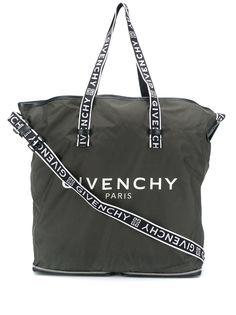 Givenchy сумка-шопер с логотипом