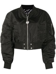 Diesel двусторонняя укороченная куртка-бомбер