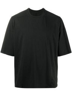 Rick Owens DRKSHDW футболка свободного кроя с короткими рукавами