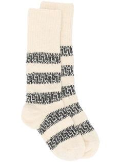 Isabel Marant носки Marta крупной вязки