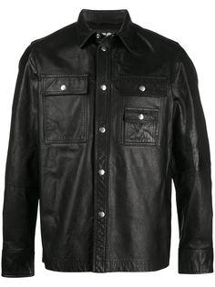 Diesel куртка-рубашка на кнопках