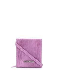 Jacquemus сумка на плечо с логотипом