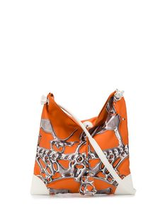 Hermès сумка на плечо City 2011-го года pre-owned Hermes