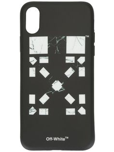 Off-White чехол Off-White™ Vancouver Marble для iPhone XR