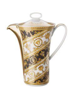 Versace кофейник Baroque Rhapsody