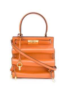 Tory Burch сумка Lee Radziwill petite со складками