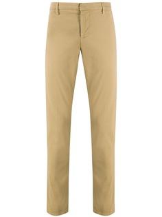 Dondup узкие брюки чинос