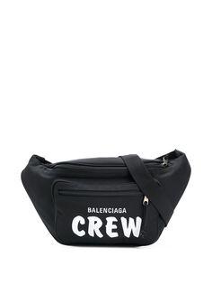 Balenciaga поясная сумка Crew Explorer