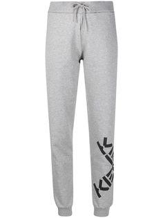 Kenzo спортивные брюки с логотипом