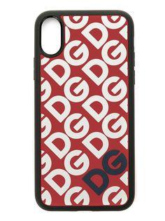Dolce & Gabbana чехол для телефона с логотипом