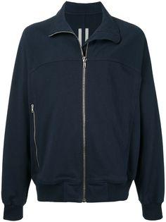 Rick Owens спортивная куртка на молнии