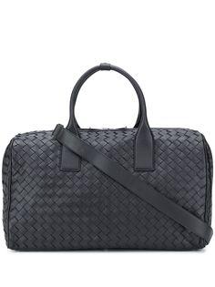 Bottega Veneta дорожная сумка с плетением Intrecciato