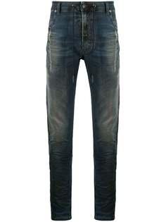 Diesel зауженные джинсы