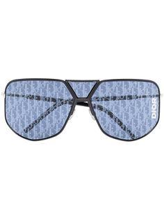 Dior Eyewear солнцезащитные очки-авиаторы Ultra