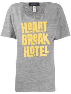 R13 футболка Heart Break Hotel