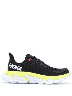 Hoka One One кроссовки с вышитым логотипом