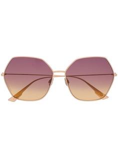 Dior Eyewear солнцезащитные очки DiorStellaire8 в оправе геометричной формы