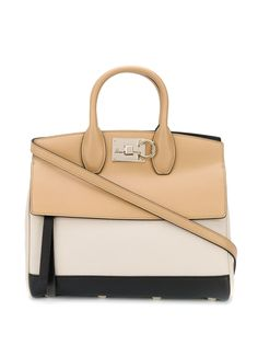Salvatore Ferragamo сумка-тоут Studio среднего размера