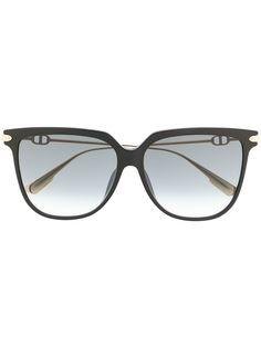 Dior Eyewear солнцезащитные очки с затемненными линзами