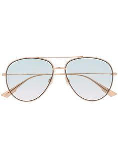Dior Eyewear солнцезащитные очки-авиаторы DiorSociety3
