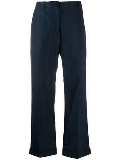 Aspesi прямые брюки чинос с завышенной талией