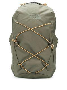 The North Face рюкзак с вышитым логотипом
