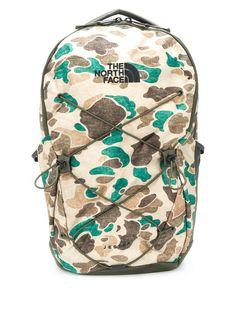 The North Face рюкзак с графичным принтом