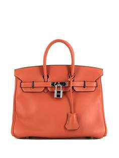 Hermès сумка-тоут Birkin 25 2008-го года Hermes