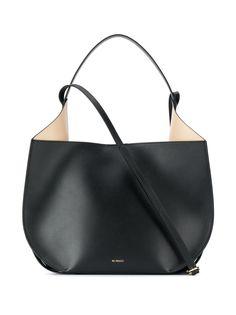 REE PROJECTS сумка-хобо Helene с логотипом