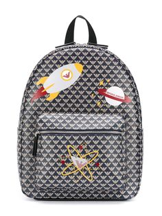 Emporio Armani Kids рюкзак с принтом