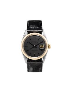 Lizzie Mandler Fine Jewelry наручные часы Rolex Datejust 37 мм