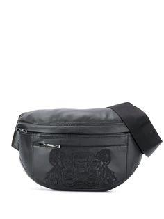 Kenzo поясная сумка с вышивкой Tiger