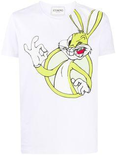 Iceberg футболка с принтом Looney Tunes