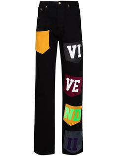 VIVENDII джинсы из коллаборации с Homecoming