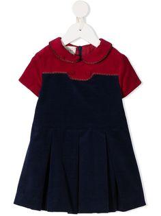 Gucci Kids расклешенное платье