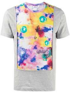 Comme Des Garçons Shirt футболка с графичным принтом