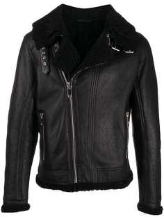 Les Hommes байкерская куртка