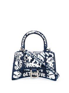 Balenciaga сумка-тоут Hourglass XS