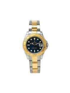 Rolex наручные часы Yacht-Master 34 мм 2002-го года pre-owned