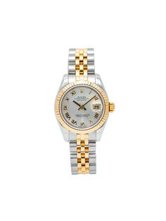 Rolex наручные часы Oyster Perpetual Datejust 26 мм 2006-го года pre-owned