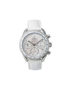 Omega наручные часы Speedmaster pre-owned 38 мм 2018-го года