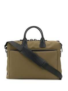 Troubadour сумка для ноутбука с верхними ручками