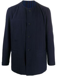 Issey Miyake Men двусторонняя куртка-рубашка