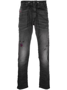 Diesel джинсы Krooley с кулиской