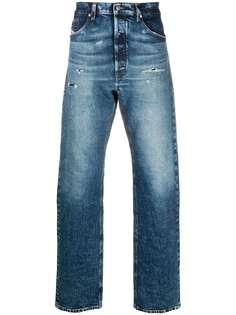 Diesel джинсы D-Macs прямого кроя